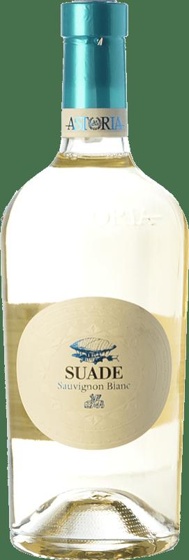 16,95 € Free Shipping | White wine Astoria Suade I.G.T. Friuli-Venezia Giulia Friuli-Venezia Giulia Italy Sauvignon Bottle 75 cl