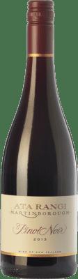 92,95 € Free Shipping | Red wine Ata Rangi Crianza I.G. Martinborough Martinborough New Zealand Pinot Black Bottle 75 cl