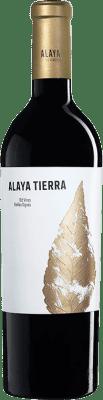 28,95 € Free Shipping | Red wine Atalaya Alaya Tierra Crianza D.O. Almansa Castilla la Mancha Spain Grenache Tintorera Bottle 75 cl