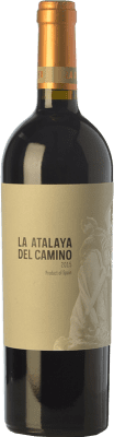 16,95 € Envoi gratuit | Vin rouge La Atalaya del Camino Crianza D.O. Almansa Castilla La Mancha Espagne Monastrell, Grenache Tintorera Bouteille 75 cl