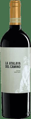 9,95 € Envío gratis | Vino tinto Atalaya La Atalaya del Camino Crianza D.O. Almansa Castilla la Mancha España Monastrell, Garnacha Tintorera Botella 75 cl