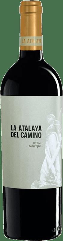 10,95 € Free Shipping   Red wine Atalaya La Atalaya del Camino Crianza D.O. Almansa Castilla la Mancha Spain Monastrell, Grenache Tintorera Bottle 75 cl