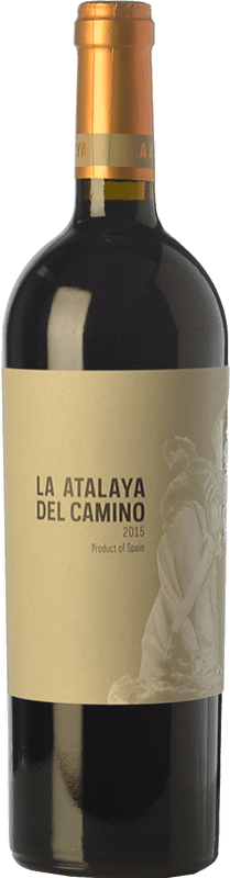 9,95 € Envoi gratuit | Vin rouge Atalaya La Atalaya del Camino Crianza D.O. Almansa Castilla La Mancha Espagne Monastrell, Grenache Tintorera Bouteille 75 cl