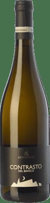 15,95 € Free Shipping   White wine Augustali Contrasto del Bianco I.G.T. Terre Siciliane Sicily Italy Vermentino, Catarratto Bottle 75 cl