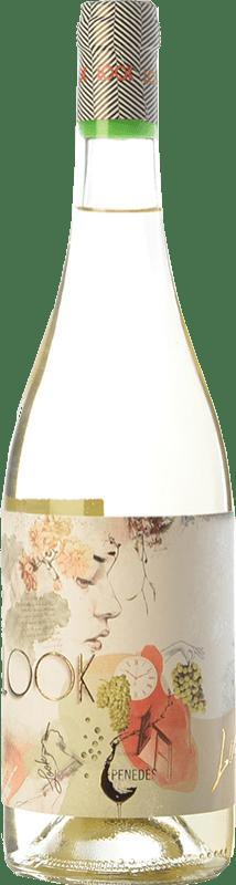 8,95 € Envío gratis   Vino blanco Augustus Look D.O. Penedès Cataluña España Moscatel de Alejandría, Xarel·lo, Sauvignon Blanca Botella 75 cl