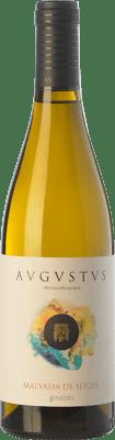 13,95 € Envoi gratuit | Vin blanc Augustus Microvinificacions Malvasia Sitges Crianza D.O. Penedès Catalogne Espagne Malvasía de Sitges Bouteille 75 cl