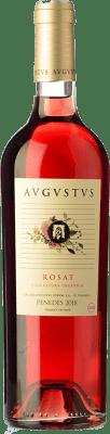 8,95 € Free Shipping | Rosé wine Augustus Rosat D.O. Penedès Catalonia Spain Merlot, Cabernet Sauvignon Bottle 75 cl