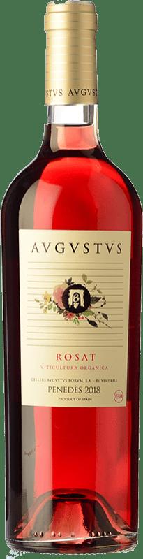 7,95 € Envío gratis   Vino rosado Augustus Rosat D.O. Penedès Cataluña España Merlot, Cabernet Sauvignon Botella 75 cl
