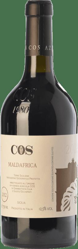 19,95 € Envoi gratuit | Vin rouge Cos Maldafrica I.G.T. Terre Siciliane Sicile Italie Merlot, Cabernet Sauvignon, Frappato Bouteille 75 cl