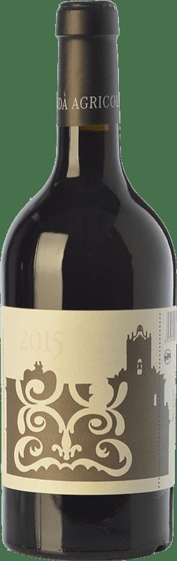 17,95 € Free Shipping   Red wine Cos Nero di Lupo I.G.T. Terre Siciliane Sicily Italy Nero d'Avola Bottle 75 cl