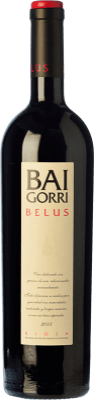 21,95 € Free Shipping | Red wine Baigorri Belus Joven D.O.Ca. Rioja The Rioja Spain Tempranillo, Grenache, Mazuelo Bottle 75 cl