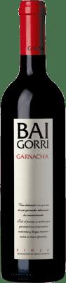 23,95 € Kostenloser Versand | Rotwein Baigorri Belus Joven D.O.Ca. Rioja La Rioja Spanien Tempranillo, Grenache, Mazuelo Flasche 75 cl
