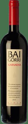 24,95 € Free Shipping | Red wine Baigorri Crianza D.O.Ca. Rioja The Rioja Spain Grenache Bottle 75 cl