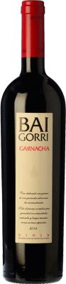 23,95 € Kostenloser Versand | Rotwein Baigorri Crianza D.O.Ca. Rioja La Rioja Spanien Grenache Flasche 75 cl