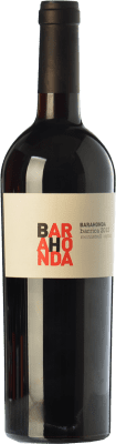 8,95 € Free Shipping | Red wine Barahonda Barrica Joven D.O. Yecla Region of Murcia Spain Syrah, Monastrell Bottle 75 cl