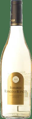 9,95 € Kostenloser Versand | Weißwein Barbadillo Blanco de Blancos Spanien Muscat, Verdejo, Sauvignon Weiß Flasche 75 cl