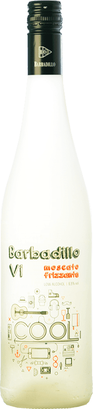 8,95 € Free Shipping | White wine Barbadillo Vi Spain Muscatel Bottle 75 cl
