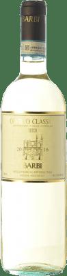 7,95 € Free Shipping | White wine Barbi Classico Secco D.O.C. Orvieto Umbria Italy Malvasía, Sauvignon, Vermentino, Procanico, Grechetto Bottle 75 cl