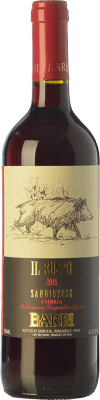 11,95 € Free Shipping | Red wine Barbi Il Ruspo I.G.T. Umbria Umbria Italy Sangiovese Bottle 75 cl