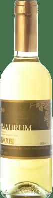 9,95 € Free Shipping | Sweet wine Barbi Inaurum I.G.T. Umbria Umbria Italy Malvasía, Sauvignon, Procanico, Grechetto Half Bottle 37 cl