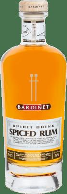 22,95 € Envío gratis | Ron Bardinet Spiced Rum Hermanos Torres España Botella 70 cl