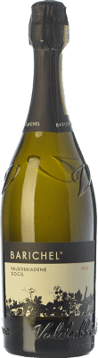 9,95 € Free Shipping | White sparkling Barichel Brut D.O.C.G. Prosecco di Conegliano-Valdobbiadene Treviso Italy Glera Bottle 75 cl | Thousands of wine lovers trust us to get the best price guarantee, free shipping always and hassle-free shopping and returns.