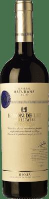15,95 € Free Shipping | Red wine Barón de Ley Varietales Maturana Joven D.O.Ca. Rioja The Rioja Spain Maturana Tinta Bottle 75 cl
