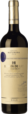 13,95 € Envoi gratuit | Vin rouge Barón de Ley Varietales Maturana Joven D.O.Ca. Rioja La Rioja Espagne Maturana Tinta Bouteille 75 cl