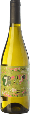 8,95 € Free Shipping | White wine Baronia 7 Desitjos Blanc D.O. Montsant Catalonia Spain Grenache White, Macabeo Bottle 75 cl