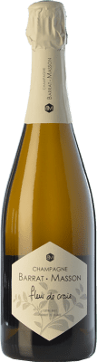 42,95 € Free Shipping | White sparkling Barrat Masson Fleur de Craie A.O.C. Champagne Champagne France Chardonnay Bottle 75 cl. | Thousands of wine lovers trust us to get the best price guarantee, free shipping always and hassle-free shopping and returns.