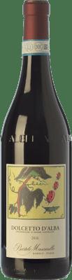 17,95 € Free Shipping | Red wine Bartolo Mascarello D.O.C.G. Dolcetto d'Alba Piemonte Italy Dolcetto Bottle 75 cl