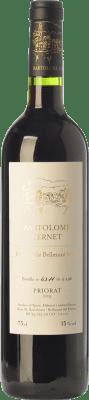 38,95 € Free Shipping | Red wine Bartolomé Vernet Primitiu de Bellmunt Crianza D.O.Ca. Priorat Catalonia Spain Grenache, Carignan Bottle 75 cl
