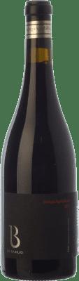 37,95 € Free Shipping   Red wine Basilio Izquierdo B de Basilio Crianza D.O.Ca. Rioja The Rioja Spain Tempranillo, Grenache, Graciano Bottle 75 cl
