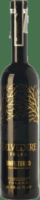 49,95 € Free Shipping   Vodka Belvedere Intense Unfiltered Poland Bottle 70 cl