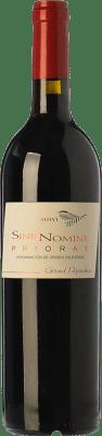 33,95 € Free Shipping | Red wine Bernard Magrez Sine Nomine Crianza D.O.Ca. Priorat Catalonia Spain Merlot, Syrah, Grenache, Cabernet Sauvignon, Carignan Bottle 75 cl