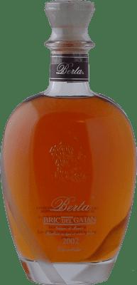 129,95 € Envío gratis | Grappa Berta Bric del Gaian I.G.T. Grappa Piemontese Piemonte Italia Botella 70 cl