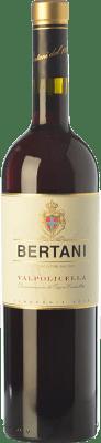 12,95 € Free Shipping | Red wine Bertani D.O.C. Valpolicella Veneto Italy Corvina, Rondinella Bottle 75 cl