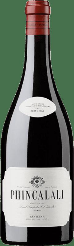 51,95 € Free Shipping | Red wine Bhilar Phinca Lali D.O.Ca. Rioja The Rioja Spain Tempranillo, Grenache, Graciano, Viura Bottle 75 cl