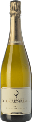 72,95 € Free Shipping | White sparkling Billecart-Salmon Blanc de Blancs Brut Reserva A.O.C. Champagne Champagne France Chardonnay Bottle 75 cl. | Thousands of wine lovers trust us to get the best price guarantee, free shipping always and hassle-free shopping and returns.