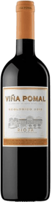 9,95 € Free Shipping | Red wine Bodegas Bilbaínas Viña Pomal Ecológico Joven D.O.Ca. Rioja The Rioja Spain Tempranillo Bottle 75 cl