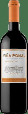 9,95 € Envoi gratuit | Vin rouge Bodegas Bilbaínas Viña Pomal Ecológico Joven D.O.Ca. Rioja La Rioja Espagne Tempranillo Bouteille 75 cl