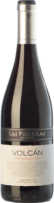 7,95 € Envoi gratuit | Vin rouge Bodegas del Jalón Volcán Joven D.O. Calatayud Aragon Espagne Tempranillo Bouteille 75 cl