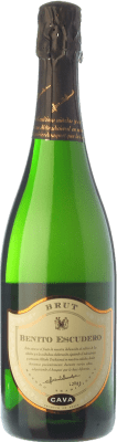 9,95 € Free Shipping   White sparkling Bodegas Escudero Brut Reserva D.O. Cava Catalonia Spain Viura Bottle 75 cl.   Thousands of wine lovers trust us to get the best price guarantee, free shipping always and hassle-free shopping and returns.
