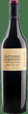 38,95 € Free Shipping   Red wine Bodegas Izquierdo Antonino Izquierdo Vendimia Seleccionada Joven 2009 D.O. Ribera del Duero Castilla y León Spain Tempranillo, Cabernet Sauvignon Bottle 75 cl