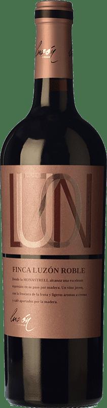 7,95 € Envío gratis   Vino tinto Luzón Roble D.O. Jumilla Castilla la Mancha España Monastrell Botella 75 cl