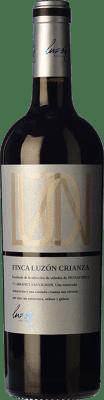 12,95 € Free Shipping | Red wine Luzón Selección 12 Meses Crianza D.O. Jumilla Castilla la Mancha Spain Tempranillo, Merlot, Cabernet Sauvignon, Monastrell Bottle 75 cl