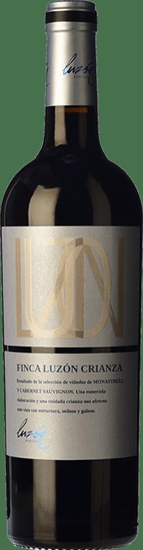 9,95 € Envoi gratuit   Vin rouge Luzón Selección 12 Meses Crianza D.O. Jumilla Castilla La Mancha Espagne Tempranillo, Merlot, Cabernet Sauvignon, Monastrell Bouteille 75 cl