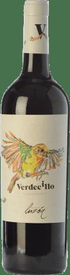 7,95 € Envoi gratuit | Vin rouge Luzón Verdecillo Joven D.O. Jumilla Castilla La Mancha Espagne Monastrell Bouteille 75 cl