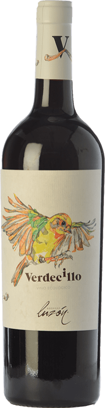 4,95 € Envío gratis   Vino tinto Luzón Verdecillo Joven D.O. Jumilla Castilla la Mancha España Monastrell Botella 75 cl