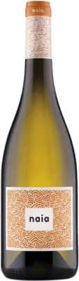 7,95 € Envoi gratuit | Vin blanc Naia D.O. Rueda Castille et Leon Espagne Verdejo Bouteille 75 cl